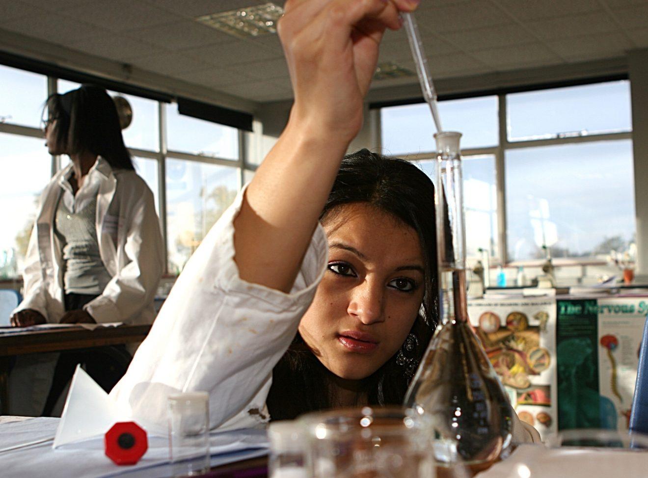 WomanScientist